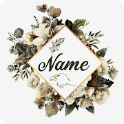 Name Art DP Maker 2021 : Name Art Wallpaper