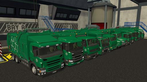 Trash Truck Simulator  screenshots 1