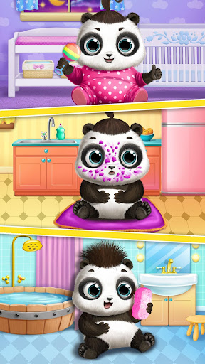 Panda Lu Baby Bear Care 2 - Babysitting & Daycare 5.0.10002 screenshots 1