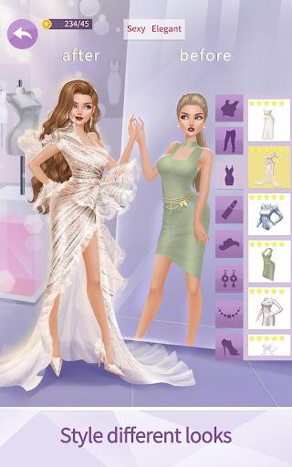 Code Triche Fashion Play (Astuce) APK MOD screenshots 6