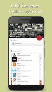 Download MP3 ConverterMOD APK 3