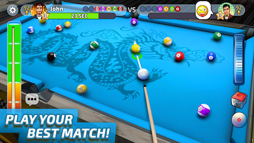 Pool Clash: new 8 ball billiards game 0.30.1 screenshots 15
