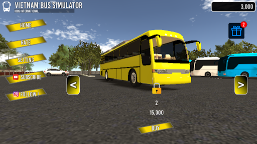 Vietnam Bus Simulator 2.2 screenshots 2