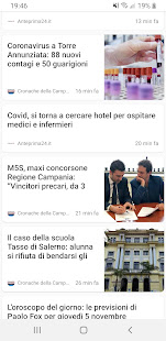 Download Campania Notizie Live For PC Windows and Mac apk screenshot 2