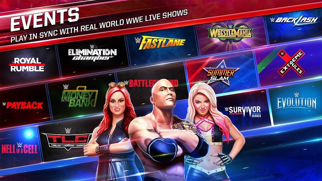 WWE Mayhem poster 4
