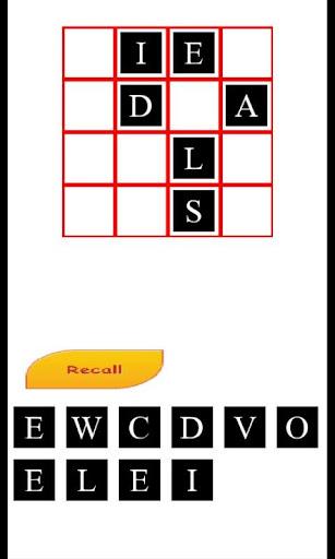 word sudoku screenshot 2