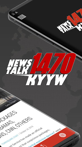 kyyw 1470 news talk - abilene news radio screenshot 2