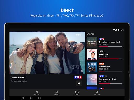 MYTF1 u2022 TV en Direct et Replay modavailable screenshots 9