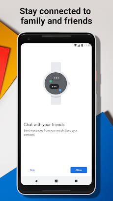 Wear OS by Google スマートウォッチのおすすめ画像4