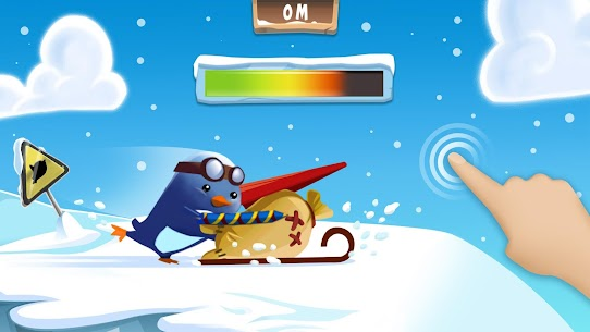 Learn 2 Fly  Flying penguin games. Bounce  Fly! Apk Download 3