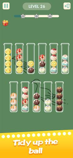 Ball Match Puzzleuff1aColor Sort Bubbles 1.1.6 screenshots 11