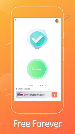 Speed VPN - Unlimited VPN, Fast, Free & Secure VPN android2mod screenshots 4
