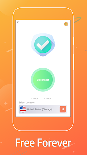 Speed VPN - Unlimited VPN, Fast, Free & Secure VPN Screenshot