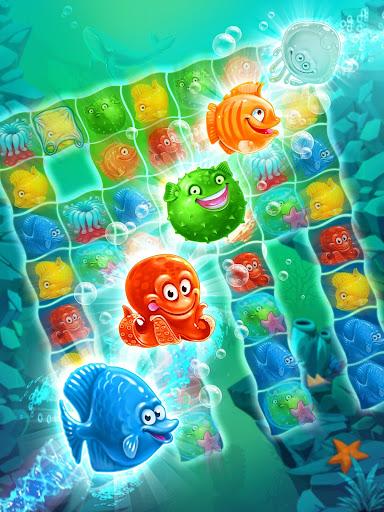 Mermaid - treasure match-3 2.42.0 screenshots 16
