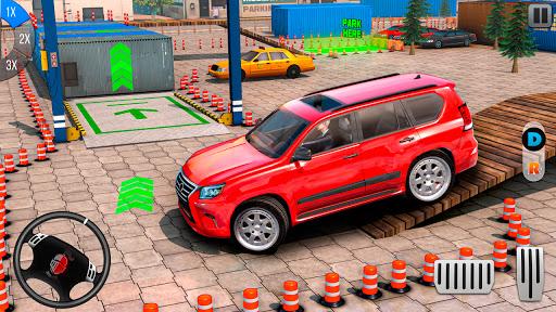 Modern Car Parking 3D & Driving Games - Car Games  screenshots 17