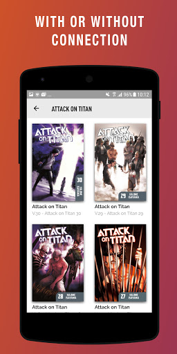 izneo - Read Comics, Manga, Webtoon android2mod screenshots 3