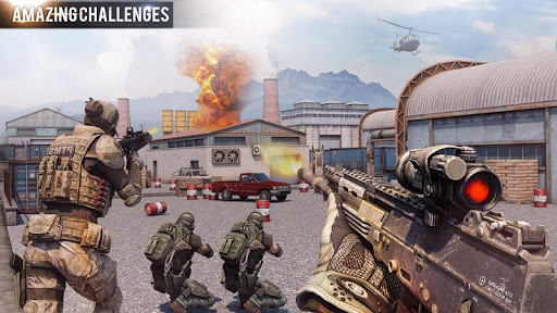 Army Commando Playground - New Free Games 2021 1.25 screenshots 5
