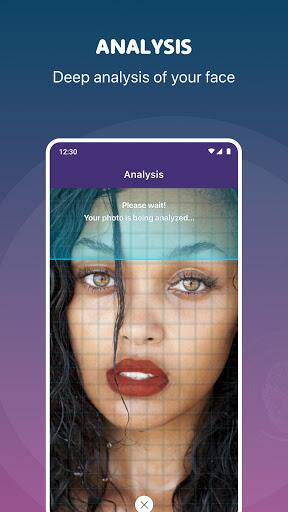 DNAlyzer - DNA Ancestry Gradient AI Test apktram screenshots 1
