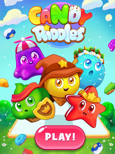 ud83cudf53Candy Riddles: Free Match 3 Puzzle  screenshots 18