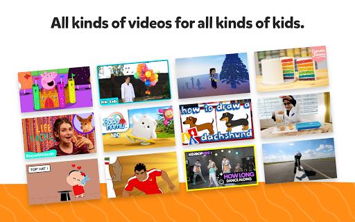 YouTube Kids 6.04.3 screenshots 12