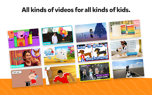 Youtube Kids Mod Apk v6.29.4 Latest Version Download For Android 7