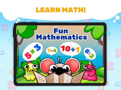 Fun Math: master math facts in cool game! 6.7.0 screenshots 9