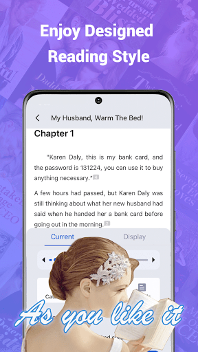 NovelCat - Read fiction & Write your story 1.7.0 Screenshots 5
