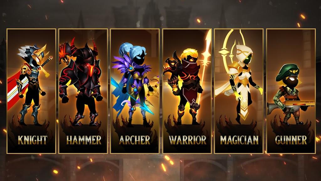 Stickman Legends: Shadow War Offline Fighting Game poster 23