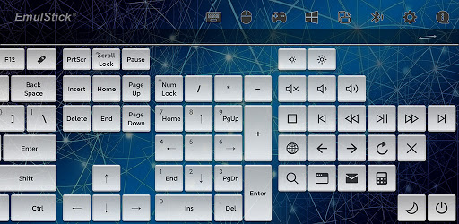 Foto do Emulation Keyboard and Mouse