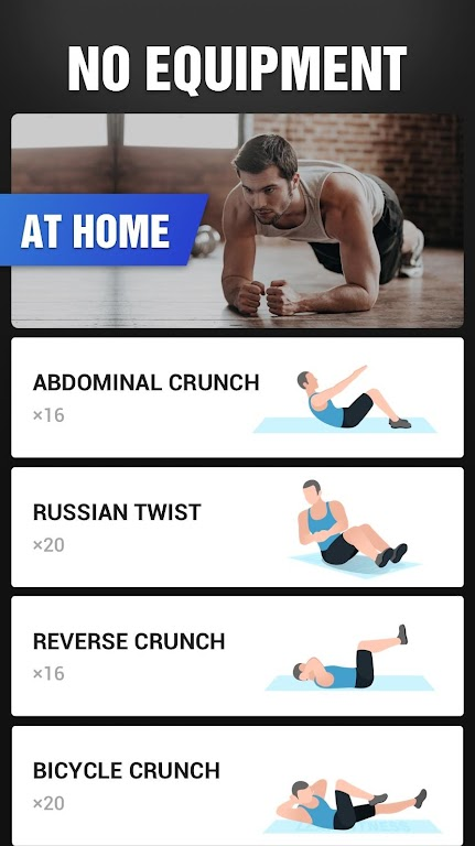 Six Pack in 30 Days - Abs Workout  poster 3