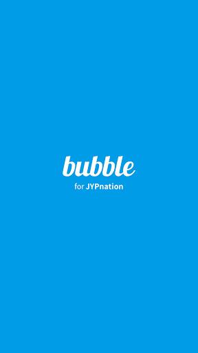 bubble for JYPnation  Screenshots 1