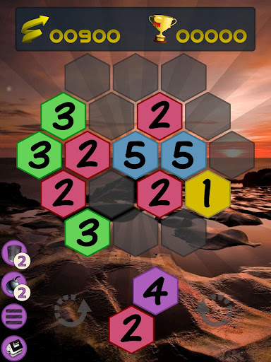 Get To 7, merge puzzle game - tournament edition.  screenshots 18