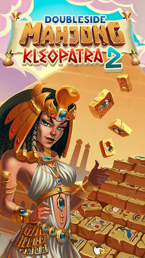 Doubleside Mahjong Cleopatra 2 1.6 screenshots 1