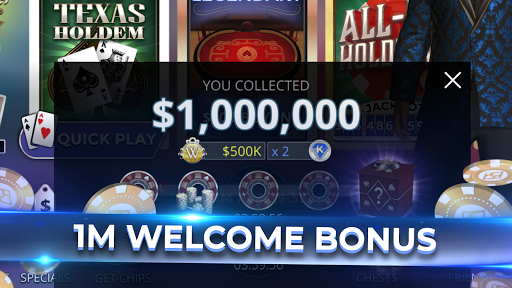 CasinoLife Poker - #1 Free Texas Holdem 3D  screenshots 1