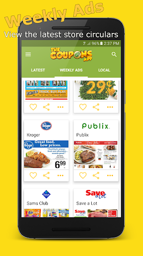 The Coupons Appu00ae android2mod screenshots 6