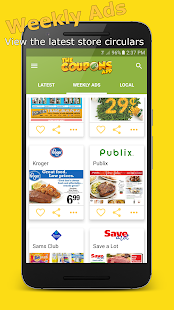 The Coupons App®