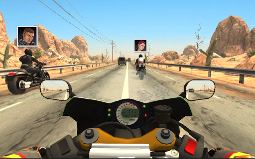 Racing Fever: Moto v1.81.0 screenshots 10