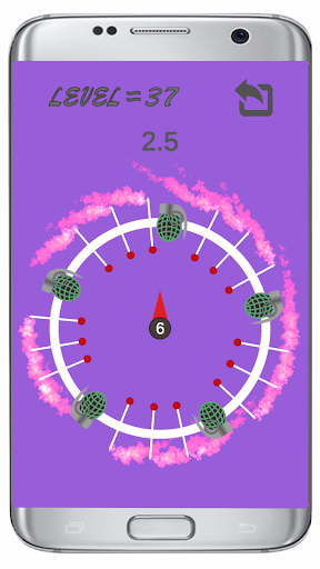 Throw Pin : Free Fire Game  screenshots 10