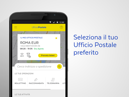Ufficio Postale android2mod screenshots 8