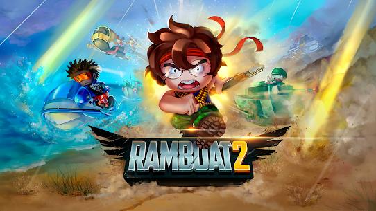 Ramboat 2 Mod Apk- Run and Gun Offline (Unlimited Money) 6