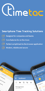 TimeTac Time Tracking  For Pc (Download In Windows 7/8/10 And Mac) 1