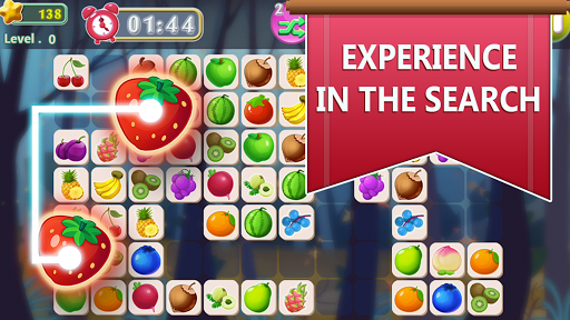 onet connect fruits deluxe screenshot 1