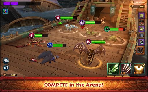 Dragons: Rise of Berk apktram screenshots 17