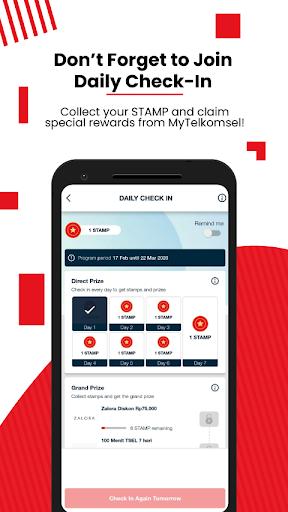 MyTelkomsel u2013 Check & Buy Packages, Redeem POIN 5.10.3 Screenshots 7