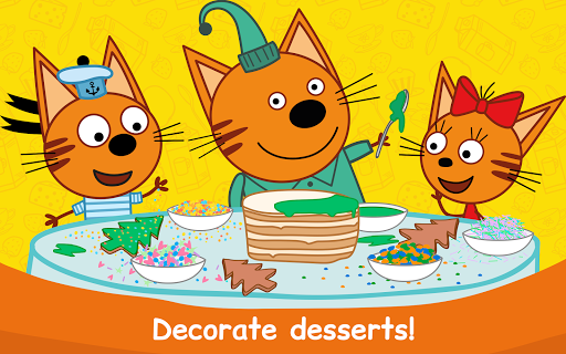 Kid-E-Cats: Cooking for Kids with Three Kittens!  screenshots 11