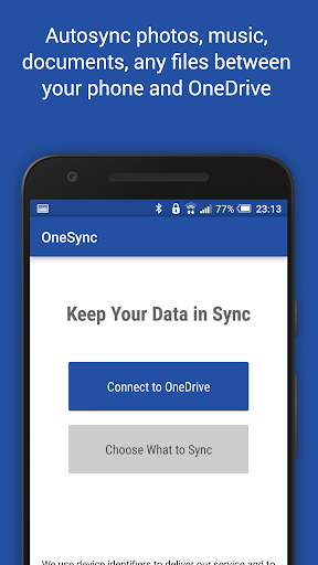 Autosync for OneDrive - OneSync screenshots 1