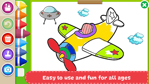 Coloring Book - Kids Paint 1.87 Screenshots 16
