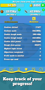 Cookie Incremental - Idle & Clicker