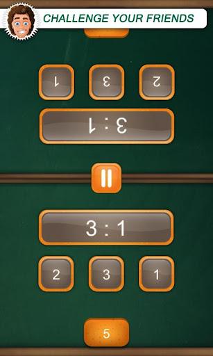 Math Duel: 2 Player Math Game 3.8 screenshots 1