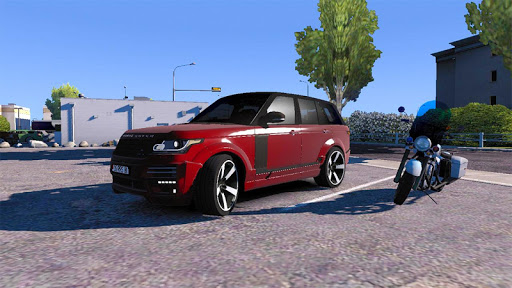 Luxury Prado Jeep Spooky Stunt Parking Range Rover 0.18 screenshots 5